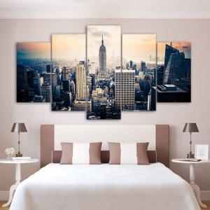 Tableau Vue sur Manhattan