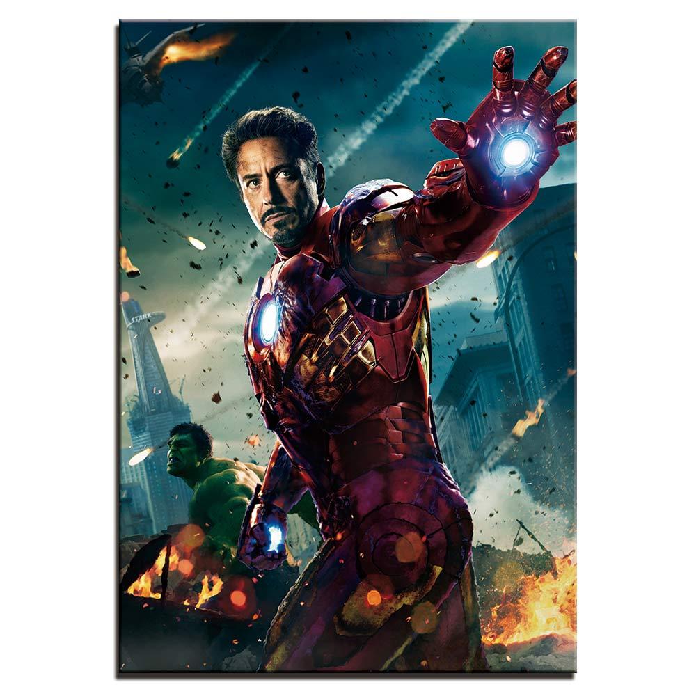Tableau Iron Man