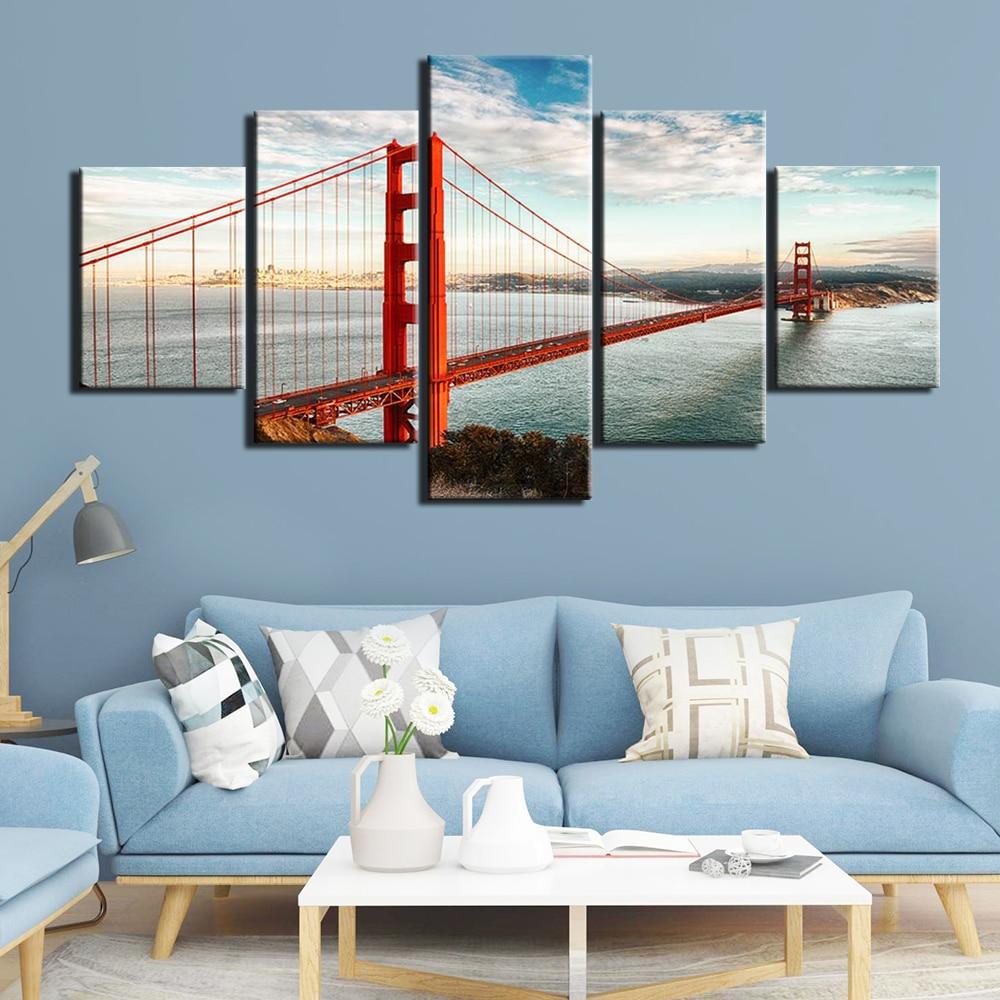 Tableau Golden Gate, San Francisco