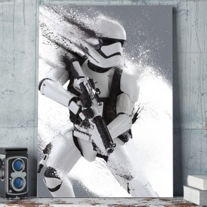 Tableau Star Wars Storm-trooper