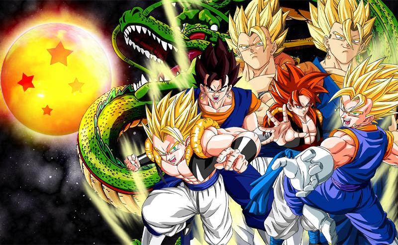 Tableau Dragon Ball Z