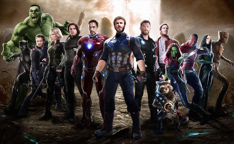 Tableau marvel Avengers