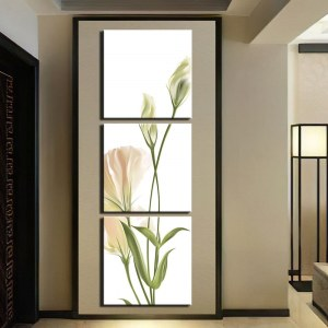 Tableau Iris – Feng Shui