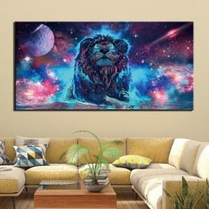 Tableau constellation lion