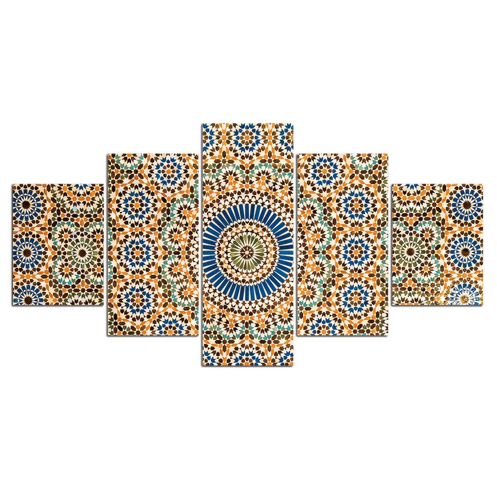 Tableau mosaïque marocaine
