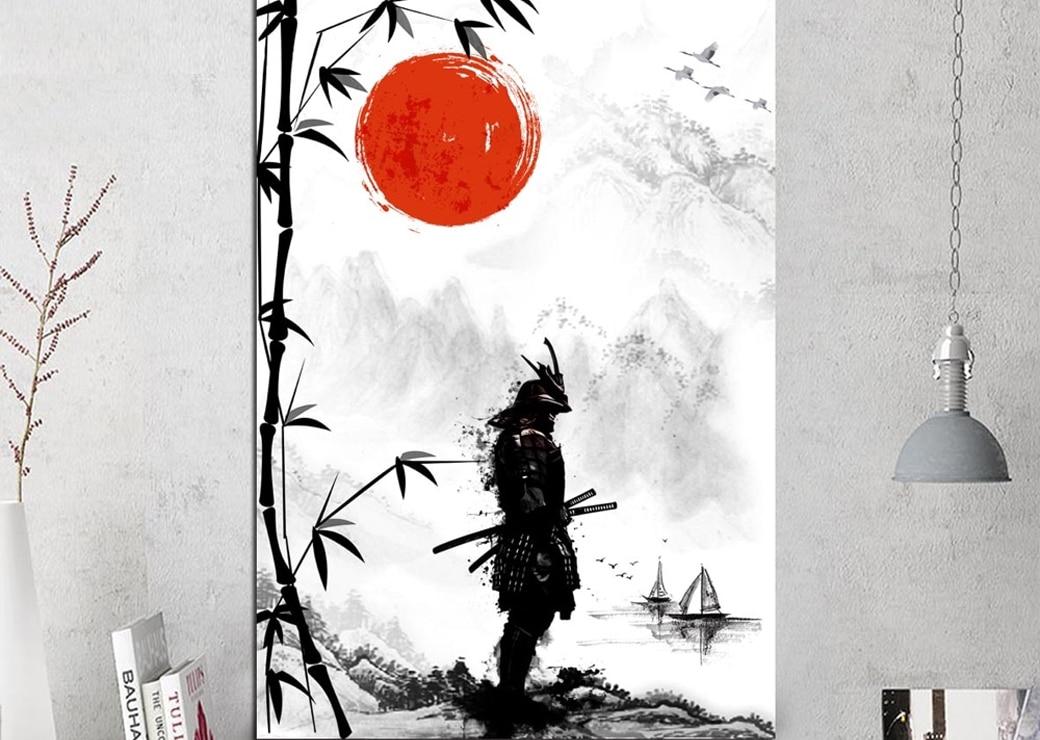 tableau-samurai
