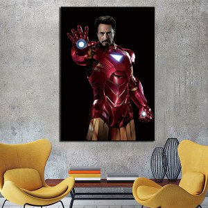 Tableau Avengers Iron Man