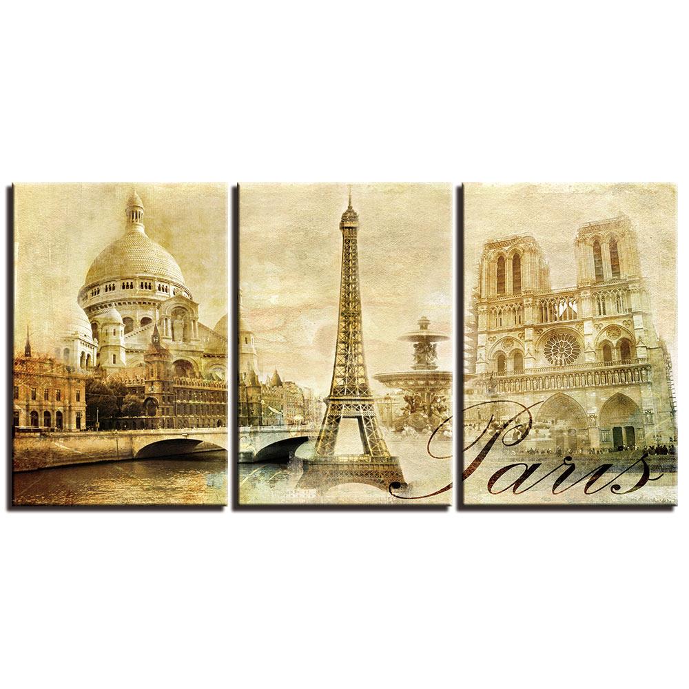 Tableau Paris Paris