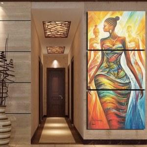Tablau femmes Africaines