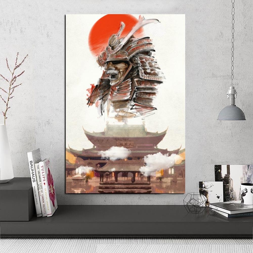 Tableau architecture japonaise