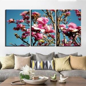 Tableau cerisier
