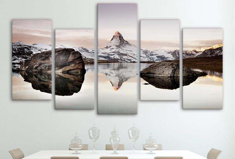 Tableau monts et merveilles Tableau Montagne Tableau Nature