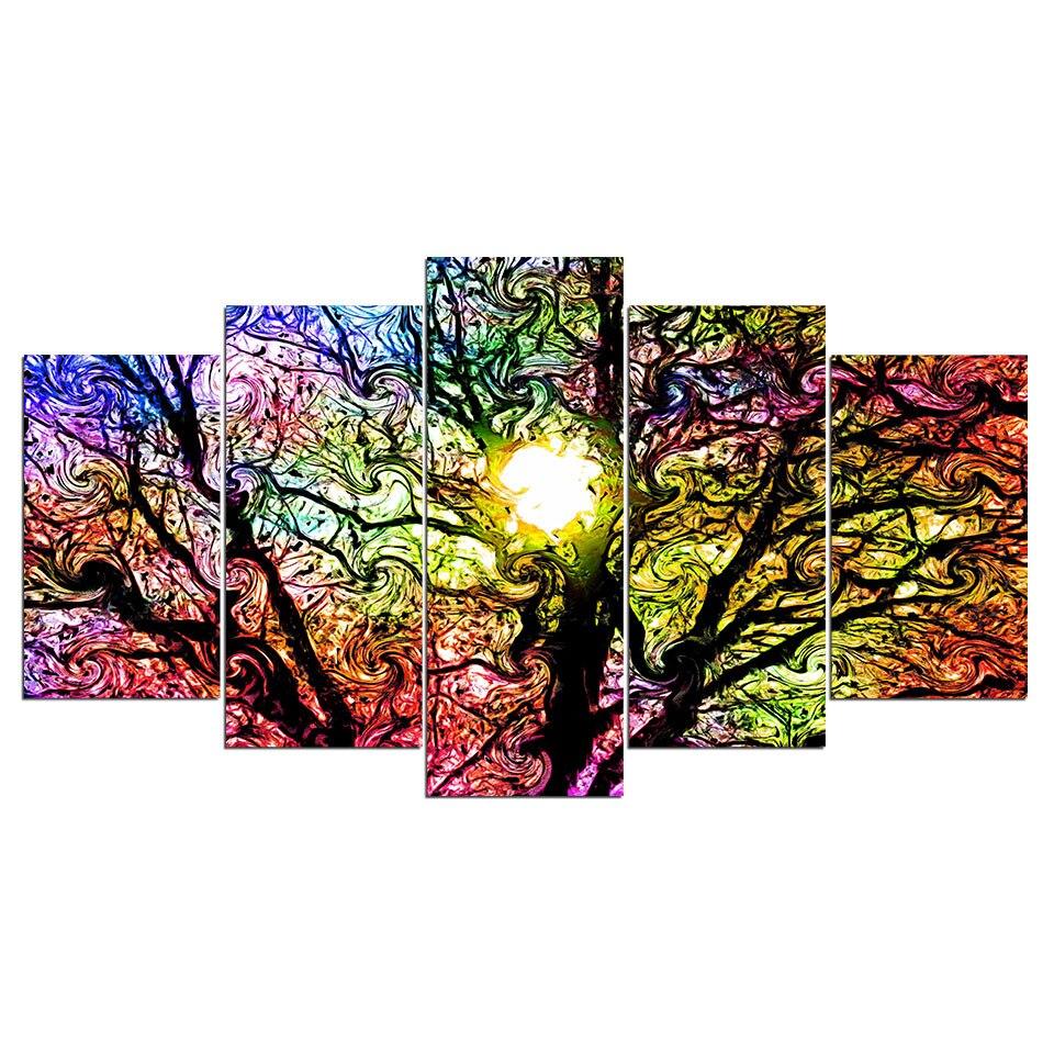 Tableau pop'arbre