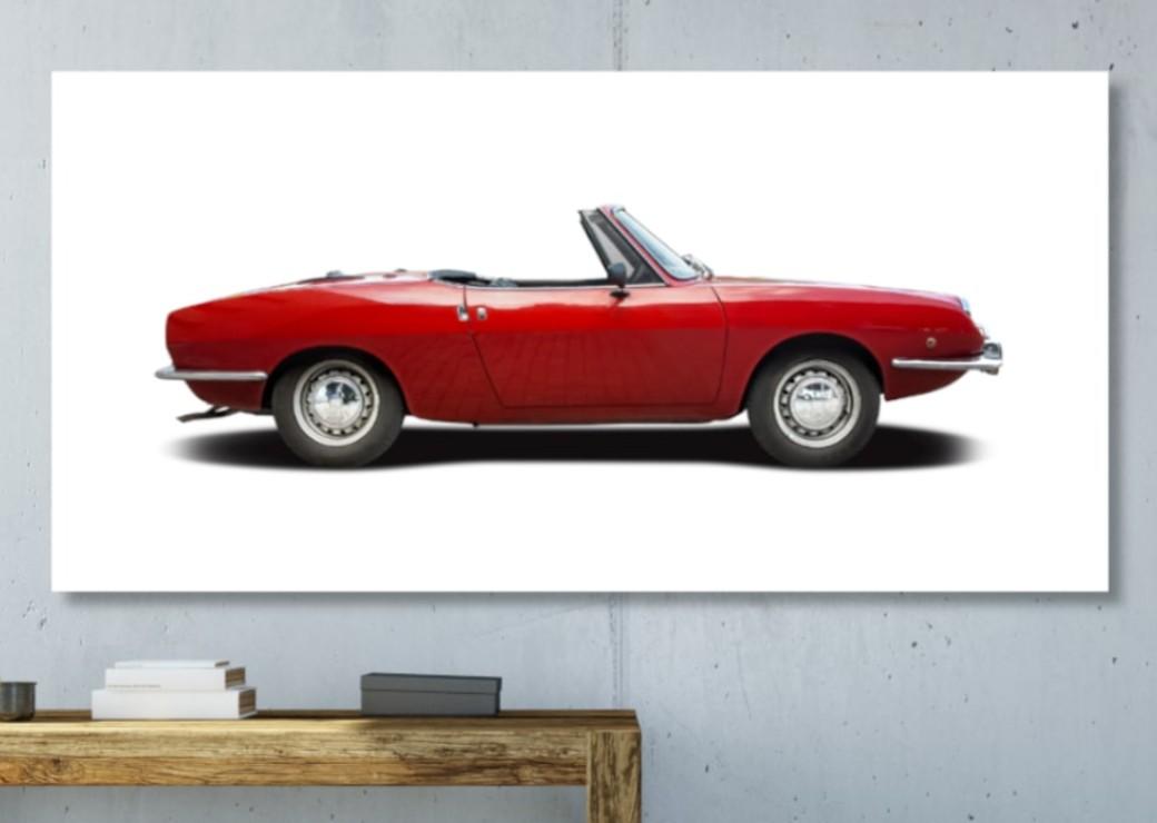 tableau voiture italienne classique